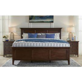 Shop A America Westlake Storage Bedroom Set In Cherry Wslcb509 Set